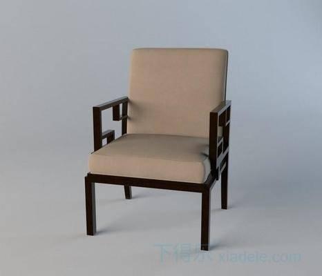 复古, 国外, 雕花, 新中式, 单体, 原木, 古典, 太师椅, 椅子