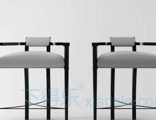 复古, 国外, 雕花, 新中式, 吧椅, 单体, 原木, 古典, 太师椅, 椅子