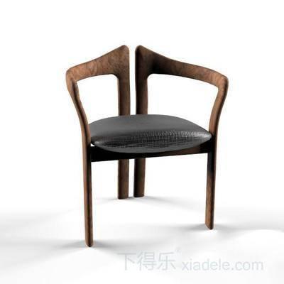 新中式, 现代椅子, 单体, 原木, 古典, 太师椅, 椅子