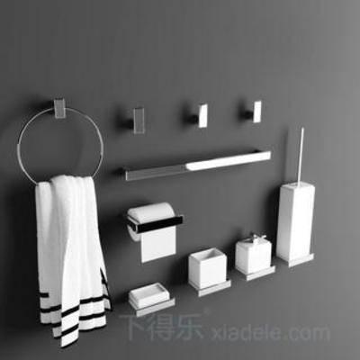 格调, 洗浴, 简洁, 毛巾架, 架子