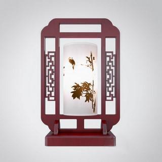 新中式雕花模型