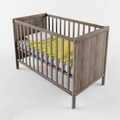 宝宝床, 公主床, 加高护栏床, 实木床, 婴儿床, 儿童床, 现代床具
