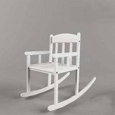 儿童摇椅, 实木椅, 靠背, 单人椅, 现代椅子, 现代简约