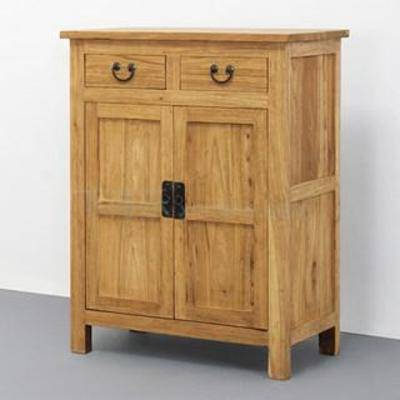 美式, 玄关柜, 鞋柜, 实木