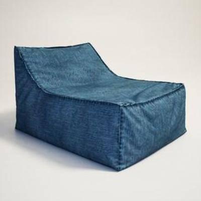 懒人沙发, 布艺沙发, 软包, 休闲沙发, 北欧沙发, 现代简约, 单人沙发