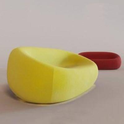 塑料沙发, 懒人沙发, 休闲沙发, 现代简约, 创意沙发, 现代沙发