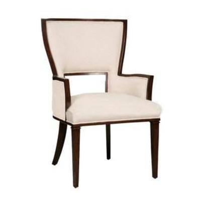 布艺椅, 实木椅, 扶手, 软包, 现代椅子, 欧式风格