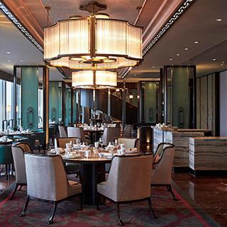工装酒店餐厅