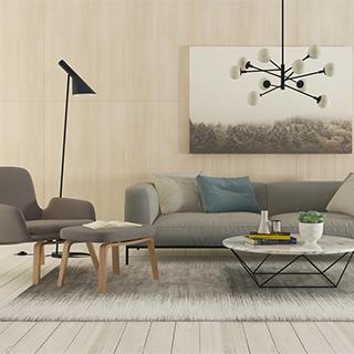 北欧风格黑色实木书桌