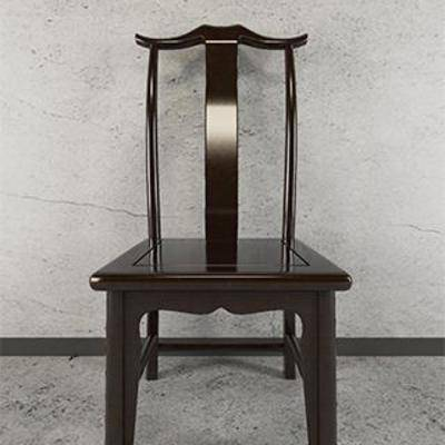 实木椅, 单人椅, 中式椅子, 餐桌椅, 现代椅子, 中式风格