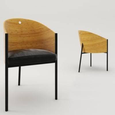 简约单人椅, 现代单人椅, 单人椅, 现代椅子, 现代简约