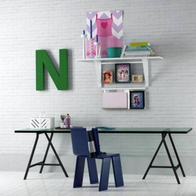 桌椅組合, 現代書桌, 現代桌椅, 書桌椅組合, 現代書桌椅組合, 國外模型, 現代