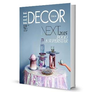 Elle Decor Italia 2015年3月刊