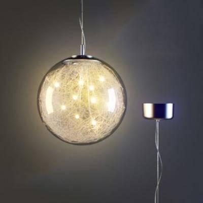 简约吊灯, 现代简约, 现代吊灯, 灯具