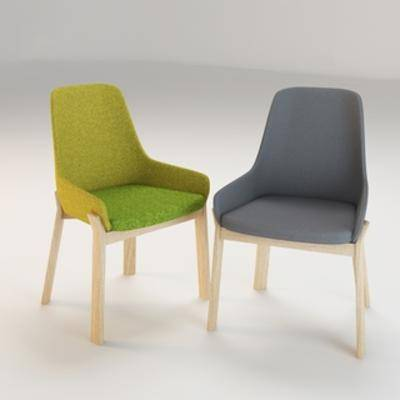 现代单人椅, 单人椅, 现代椅子, 现代简约