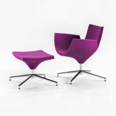 现代休闲椅, 现代椅子, 现代简约, 休闲椅