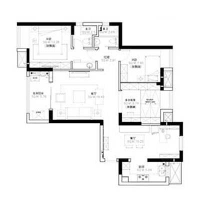 家居施工图, 家装cad, 样板间施工图, 家居装修cad, 样板房cad, 公寓施工图, 公寓cad, 下得乐3888套模型合辑
