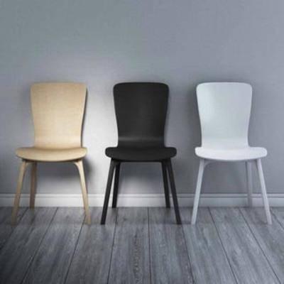 北欧单人椅, 实木单人椅, 北欧简约, 实木椅, 单人椅, 现代椅子