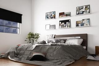 挂画,舒适,北欧简约床具组合