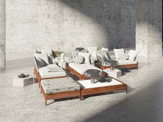 茶几,时尚,舒适,现代简约多人沙发组合