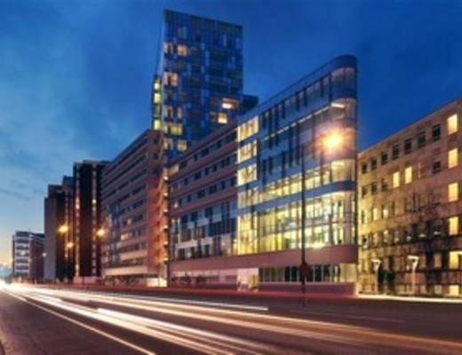 商业楼, 写字楼, 大厦, 建筑室外空间