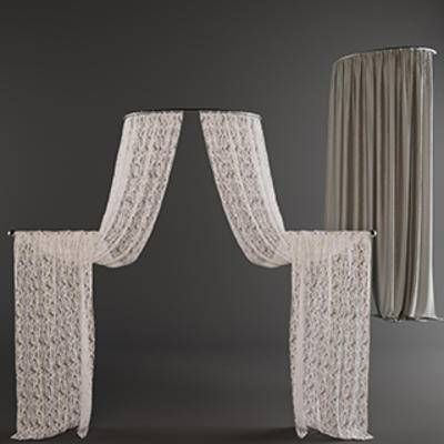 现代窗帘, 欧式布艺窗帘, 简约布艺窗帘, 布艺窗帘, 欧式简约, 窗帘