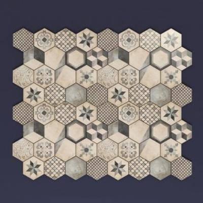 瓷砖墙砖地砖, 地板, 欧式