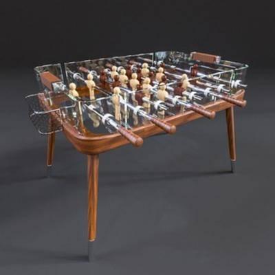 室内游戏, 游乐, 现代桌面桌球机