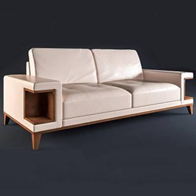 现代简约多人沙发, 多人沙发, 现代