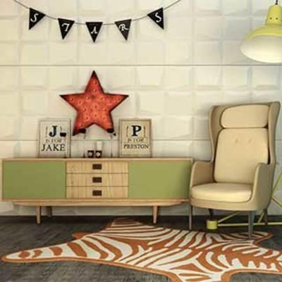 边柜, 灯, 单人椅, 北欧简约, 摆设品, 下得乐3888套模型合辑