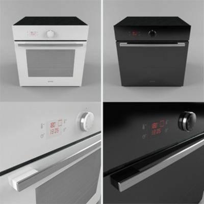 现代电器, 微波炉, 烤箱, 家电, 电器, 现代