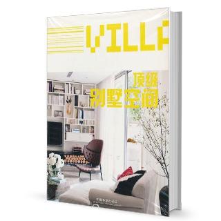 金设计系列丛书:顶级别墅空间,公共空间