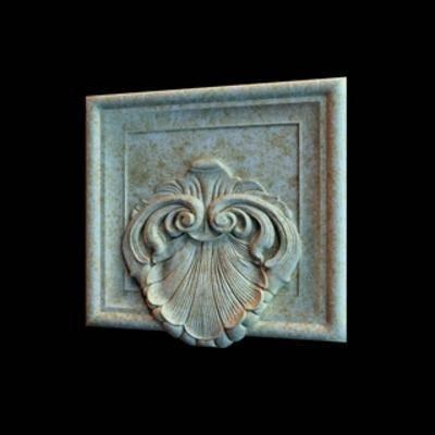 石雕, 构件, 欧式