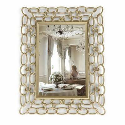 装饰镜, 简约, 欧式