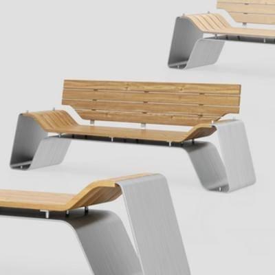国外模型, 多人, 公共, 现代椅子, 现代简约, 椅子