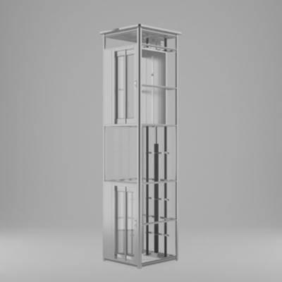 电梯, 现代