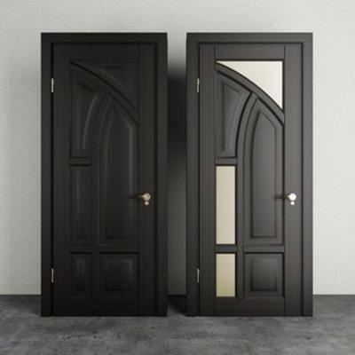 现代, 门, 构件