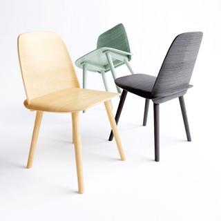 北欧简约单人椅