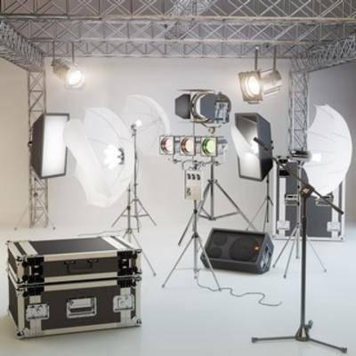 工具组合, 摄影, 现代, 灯具