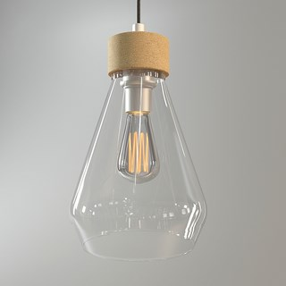 吊灯,简约,现代