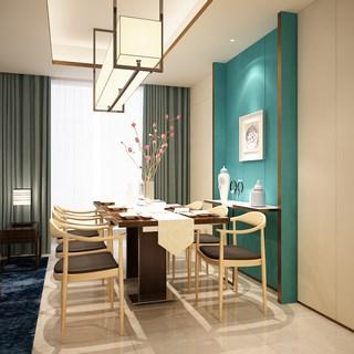 简约,现代,餐桌椅,组合