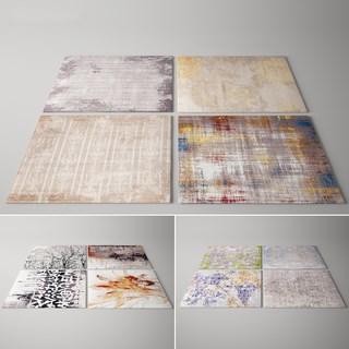 现代,布艺,地毯