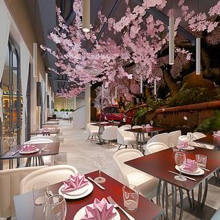 桌椅组合,现代,餐厅