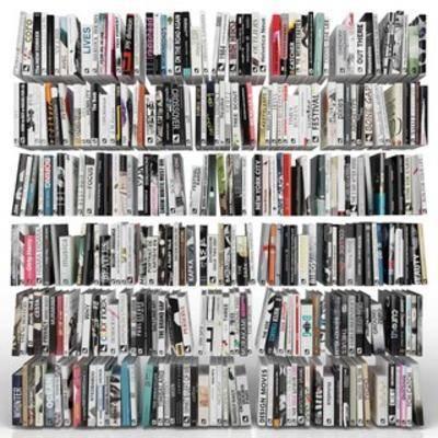 书籍, 组合, 现代
