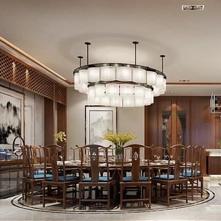 餐桌椅组合,中式,餐厅,包房,餐具