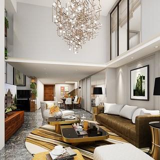沙发,沙发茶几组合,简约,现代,茶几,客厅,后现代