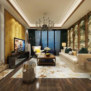 沙发,中式,沙发茶几组合,茶几,客厅,新中式