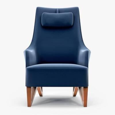 椅, 现代, 简约, 单人沙发, 沙发, 椅子, 沙发椅