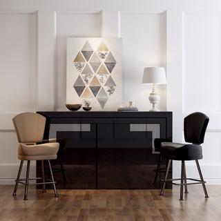 简约,组合,边柜,后现代,陈设品,单椅