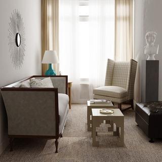 沙发,沙发茶几组合,现代,美式,组合,茶几
